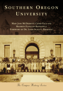 Cover of book titled Southern Oregon University