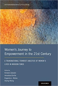 Book Cover of Women's Journey to Empowerment in the 21st Century