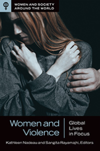 Book cover of Women and Violence