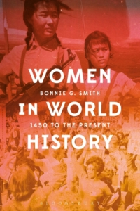 Book cover of Women in World History