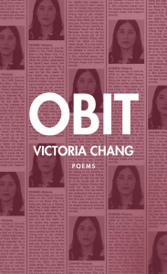 Book Cover of Obit: Poems