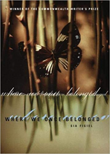 Book Cover of Where We Once Belonged