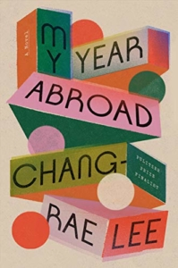Book Cover of My Year Abroad